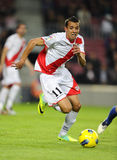 Pedro Silva Botelho of Rayo Vallecano Stock Photography