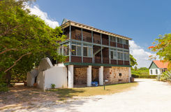 Pedro St. James Castle (1780) on Grand Cayman, Cayman Islands Royalty Free Stock Images