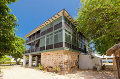 Pedro St. James Castle (1780) on Grand Cayman, Cayman Islands Stock Photography