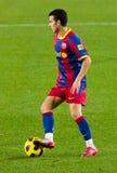 Pedro von FC Barcelona Lizenzfreie Stockfotografie