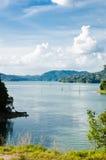 Pedu Lake Royalty Free Stock Image