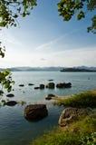Pedu Lake. View of Lake Pedu in Kedah, Malaysia Stock Images