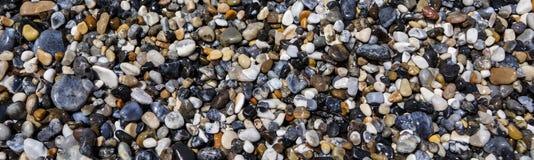 Peeble na plaży Obraz Stock