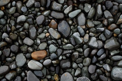 Peeble stones Royalty Free Stock Photo