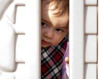 Peeking Through Stock Photography