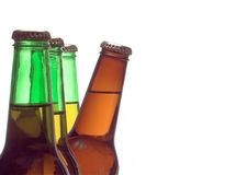 Peeking Beer Stock Photos