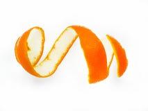 Peel of an orange Royalty Free Stock Photos