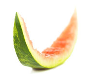 Peel of Watermelon Royalty Free Stock Image