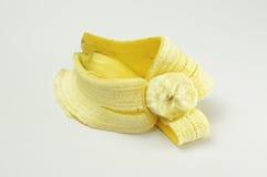 Peeled Banana Royalty Free Stock Photography