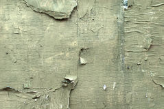 Peeled concrete wall texture Stock Photography