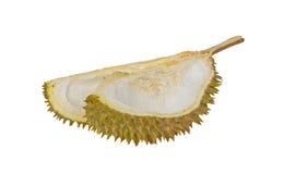 Peeled durian Stock Photos