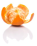 Peeled Mandarin Orange Fruit III Stock Photos