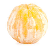 Peeled orange Royalty Free Stock Photography
