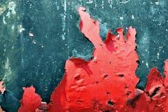 Peeled Paint Stock Photography