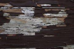 Peeled paint Stock Image