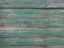 Peeled paint wooden background Royalty Free Stock Image