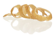 Peeled potato Royalty Free Stock Image
