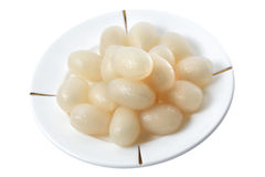 Peeled Rambutans Royalty Free Stock Photo