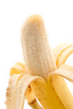 Peeled ripe banana Royalty Free Stock Photo