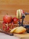 Peeler της Apple Στοκ Φωτογραφίες