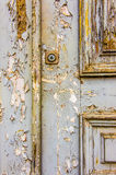 Peeling Door Royalty Free Stock Photos