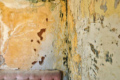 Peeling grunge wall background texture Royalty Free Stock Image