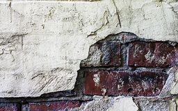 Peeling old wall stock images