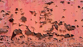 Peeling Paint Stock Image