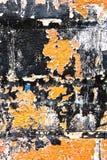 Peeling paint Stock Image