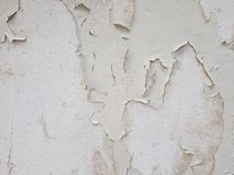 Peeling Paint on Concrete texture 01 royalty free stock images