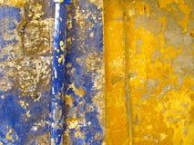 Peeling paint Stock Images