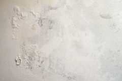 Peeling paint old concrete wall Royalty Free Stock Photography