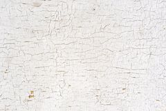Peeling Paint On The Wall Royalty Free Stock Photography