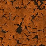 Peeling Paint Seamless Texture Stock Photos