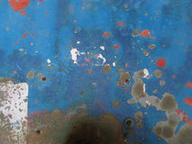 Peeling paint texture Royalty Free Stock Photos