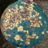 peeling paint texture Royalty Free Stock Photo