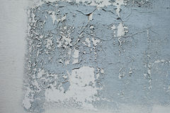 Peeling paint on the wall. Background Royalty Free Stock Photo