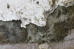 Peeling paint on wall background Royalty Free Stock Photo
