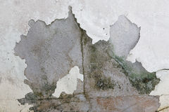 Peeling paint on wall background Stock Photography