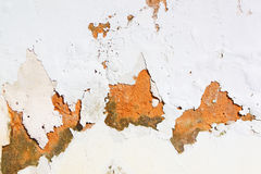Peeling Paint On Wall Stock Photos
