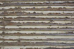 Peeling Paint Wood Background Stock Image