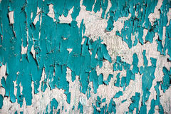 Peeling Paint Wood Royalty Free Stock Image