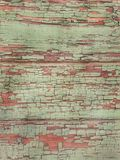 Peeling paint wooden background. The surface of old wooden wall. royalty free stock photography