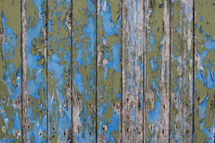 Peeling paint Royalty Free Stock Photography