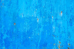 Peeling steel surface. Steel surface with peeling paint Royalty Free Stock Photography