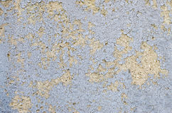 Peeling Wall. Old Peeling Painted Wall. Background Royalty Free Stock Images