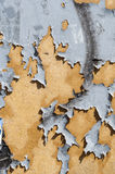 Peeling wall Stock Photography