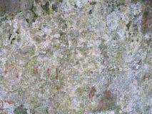 Concrete wall peeling Stock Photo