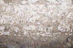 Peeling wall Stock Image