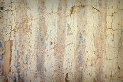 Peeling white wall stock photo